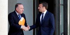 Pierre Gattaz (Medef) soutient à fond le projet d'Emmanuel Macron d'accorder aux accords d'entreprise la possibilité de traiter le maximum de sujets... Y compris, peut-être, les critères permettant de procéder aux licenciements économiques.