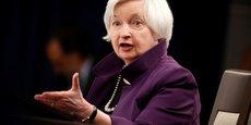 Janet Yellen était la première femme à prendre la tête de la Fed.