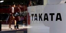 La cotation du titre Takata, en recul de quelque 43,5% depuis le début de l'année, a été suspendue à la suite des informations au sujet de la faillite du groupe.