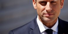 Selon l'Insee, le PIB progresserait de 1,6% cette année. le début de quinquennat d'Emmanuel Macron commence mieux que celui de François Hollande.