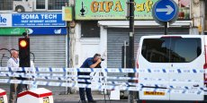Pour l'heure, la police évoque une potentielle attaque terroriste mais reste prudente sur les faits.