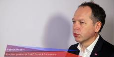 Patrick Ropert, directeur général de SNCF Gares et Connexions