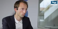 Jérémy Caussade, president of the association Réplic'Air