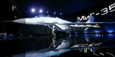 Le MiG-35 achève actuellement sa période d'essais en vol, précise le PDG de MiG, Ilia Tarasenko