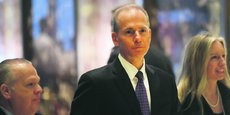 Dennis Muilenburg, the CEO of Boeing