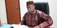 Moussa Mara, ancien premier ministre et chef de file du parti Yelema
