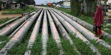 Les réserves tanzaniennes de gaz naturel sont estimées à 58 billions de pieds cubes.