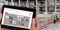 Ibat a développé trois applications pour simplifier la gestion des chantiers du bâtiment.