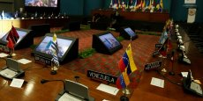 Les 35 Etats membres de l'OEA se sont donnés rendez-vous du 19 au 21 juin pour leur Assemblée Générale annuelle. La question du Venezuela a été le principal sujet abordé et occasionné des débats houleux entre la représentante vénézuelienne et les représentants des autres Etats.