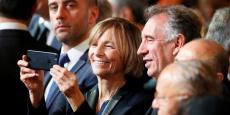 Marielle de Sarnet, ministre chargée des Affaires européennes, et François Bayrou, ministre de la Justice, n'ont pas souhaité faire partie du prochain gouvernement.