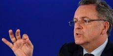 Richard Ferrand doit prendre la tête du groupe La République en Marche à l'Assemblée nationale.