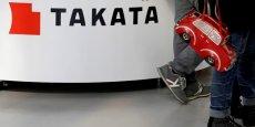 Le passif total de Takata est évalué à 1.700 milliards de yens (13,4 milliards d'euros) par Tokyo Shoko Research.