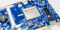 L'entreprise a commercialisé une nouvelle génération de processeurs intelligents.