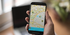 La startup française Zenly a été rachetée par le réseau social Snapchat.