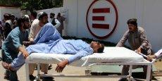 VOITURE PIÉGÉE EN AFGHANISTAN, AU MOINS 34 MORTS