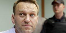 L'OPPOSANT RUSSE NAVALNY INÉLIGIBLE POUR LA PRÉSIDENTIELLE DE 2018