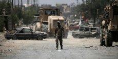 L'ARMÉE IRAKIENNE VEUT SCINDER LES DERNIÈRES POSITIONS DE L'EI À MOSSOUL