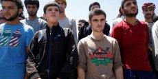 L'ARMÉE IRAKIENNE LIBÈRE DES CENTAINES DE CIVILS À MOSSOUL