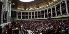 MARC FESNEAU ÉLU PRÉSIDENT DU GROUPE MODEM À L'ASSEMBLÉE