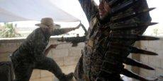 LES FDS S'EMPARENT D'UN QUARTIER DE L'OUEST DE RAKKA EN SYRIE