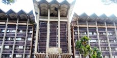 Le siège du ministère des Finances à Yaoundé, la capitale du Cameroun.