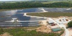 La centrale solaire de Toucan avec stockage en Guyane est en service depuis 2015.