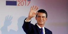 Manuel Valls a quitté sa formation politique d'origine et devrait être apparenté à la majorité présidentielle à l'Assemblée nationale.