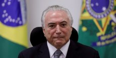 Michel Temer, le président du Brésil