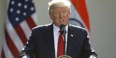 Donald Trump s'est vanté, à plusieurs reprises, de la décision de la Cour suprême.