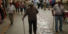Selon les calculs de la banque HSBC, la hausse de population des plus de 65 ans, liée notamment à l'amélioration de l'espérance de vie, devrait atteindre un niveau supérieur à 3% par an sur la prochaine décennie.