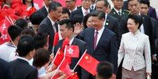 XI JINPING À HONG KONG POUR LE 20E ANNIVERSAIRE DE LA RÉTROCESSION