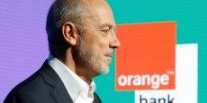 Stéphane Richard, le PDG d'Orange, avait annoncé fin juin le report à la rentrée du lancement d'Orange Bank initialement prévu le 6 juillet, à cause de bugs persistants.