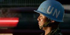 Les Etats-Unis, qui participent à hauteur de 28,57% au budget des casques bleus à l'ONU, sont le premier contributeur.