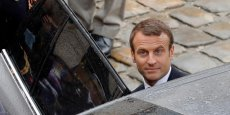 Selon l'OFCE, le taux de croissance annuel moyen du PIB devrait atteindre 1,6% en France au cours du quinquennat d'Emmanuel Macron.