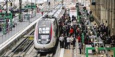 Toulouse n'est plus qu'à 4h08 de Paris Montparnasse en TGV direct depuis un an.