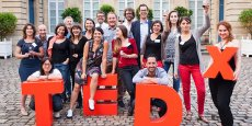 TEDx Bordeaux mobilise une équipe de bénévoles pour la prochaine édition du 14 octobre.
