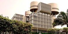 Siège de la Banque ouest-africaine de développement à Lomé, la capitale togolaise.
