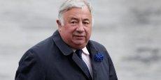 Le président du Sénat Gérard Larcher a confirmé la victoire de la droite lors des élections sénatoriales de dimanche.