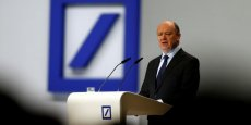 John Cryan, Président du Directoire de la Deutsche bank, n'a aucune intention de quitter ses fonctions.