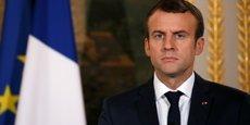 Emmanuel Macron « a renouvelé son engagement à atteindre 0,55 % d'ici 2022 ce qui est très important pour l'ensemble » des militants de cette cause, a expliqué le chanteur Bono, venu rencontrer le président français.