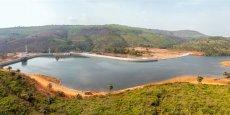 Le projet d'aménagement hydroélectrique de Kaléta a été réalisé la China International Water & Electric Corp (CWE) pour un montant de contrat de 446,2 millions de dollars. La barrage se situe sur le fleuve Konkouré, à 140 km de la capitale Conakry.