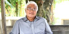 Tony Meloto, fondateur de l'ONG Gawad Kalinga (qui signifie prendre soin). L'objectif de cette ONG est de sortir de la pauvreté 5 millions de familles d'ici à 2024 au travers de la construction de villages et l'organisation de communautés solidaires.