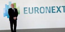 Notre ambition, c'est de déployer le bilan dont nous disposons, parce que nous n'avons pas de dette, pour réaliser des acquisitions significatives qui nous permettraient de diversifier notre base de revenus, a expliqué le patron d'Euronext, Stéphane Boujnah