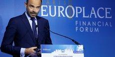 France is back a lancé Edouard Philippe devant un parterre de décideurs de la finance de tous horizons au forum de Paris Europlace ce mardi.