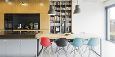 Hubstairs propose à ses clients de visualiser en 3D leur nouvel intérieur, en fonction des propositions de ses architectes et décorateurs partenaires.