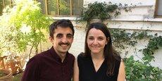 Julien Benayoun et Eva Sadoun, les cofondateurs de Lita.co, plateforme d'equity crowdfunding consacrée à l'investissement à impact social positif.