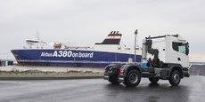 Airbus/Montoir/Scania