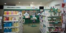 Les officines Pharm & You proposent une grande quantité de médicaments en libre service