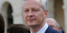 Bruno Le Maire a dit aux partenaires de la France que la France est de retour