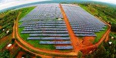 La centrale solaire rwandaise d'Agahozo-Shalom (60 km à l'est de la capitale, Kigali), construire par le consortium Gigawatt Global, Norfund et Scatec Solar, a une capacité de production de 8,5 mégawatts.
